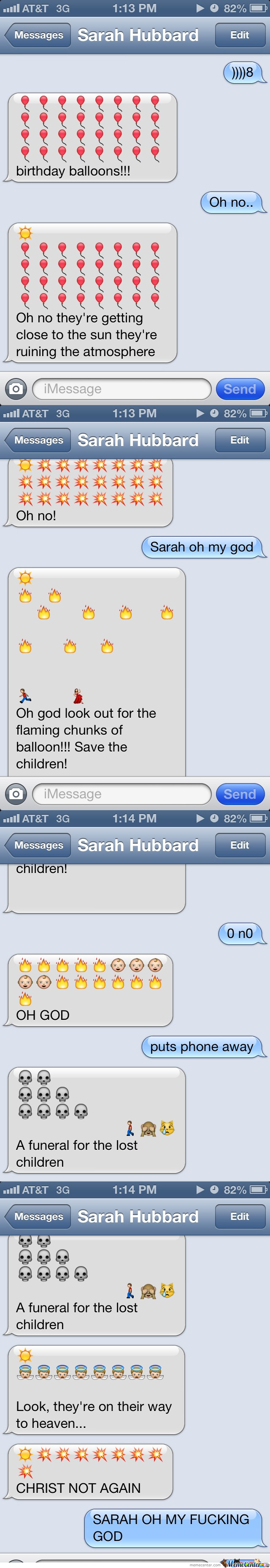 Please Be My Friend Sarah Hubbard