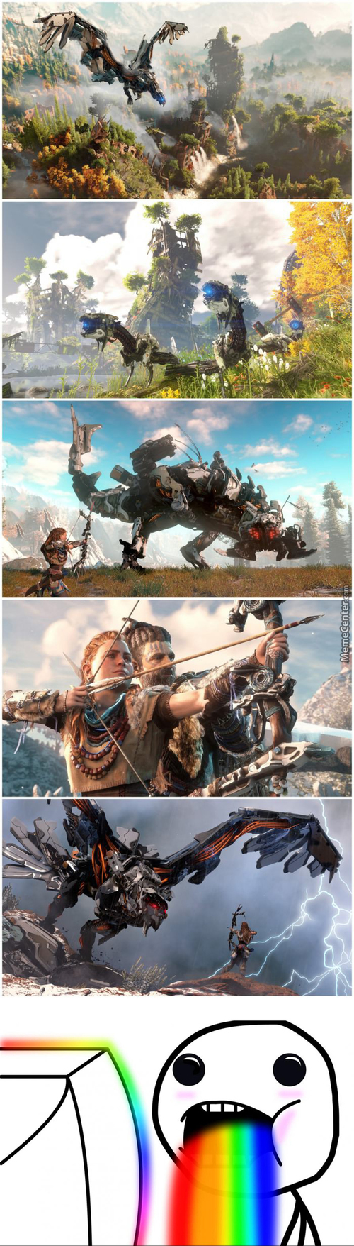 Please Don't Be Another Dud (Horizon Zero Dawn)