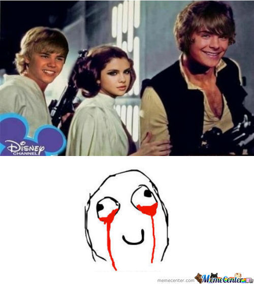 Please Don't Do This To Us, Disney...