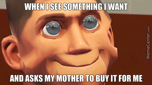 Please Mom!