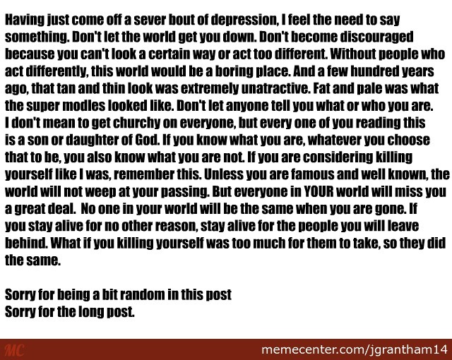 Please Read, I Don't Care If You Like