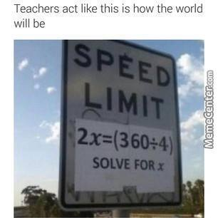 Plot Twist, They're Preparing Us For When A Mathematician Takes Over The World