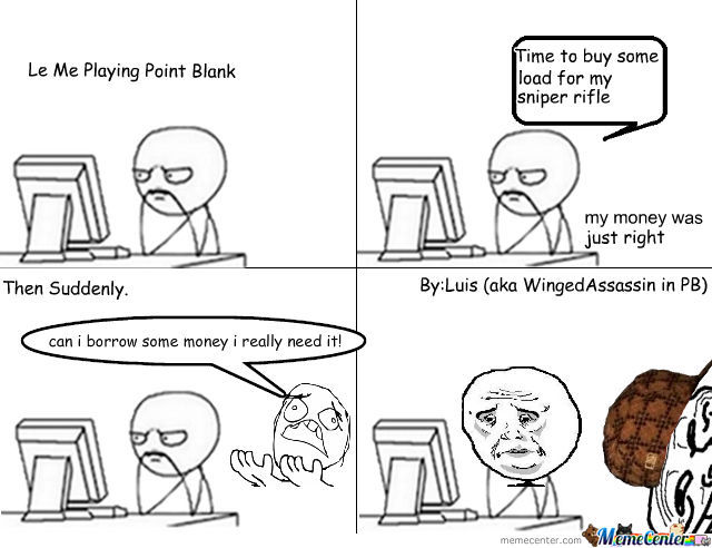 Point Blank Philippines By Recyclebin Meme Center