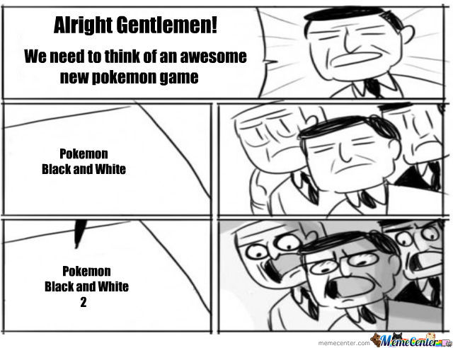 Pokemon Black And Whit...
