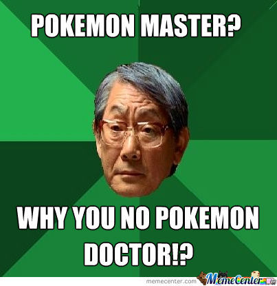 Pokemon Doctor