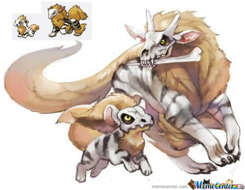 Pokemon Fusion #19 And #20