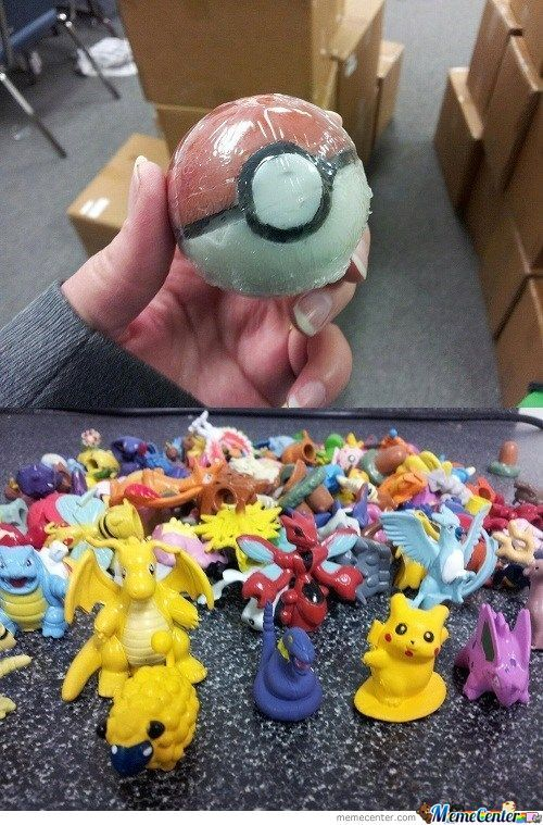 Pokemon Soap- Must Have!