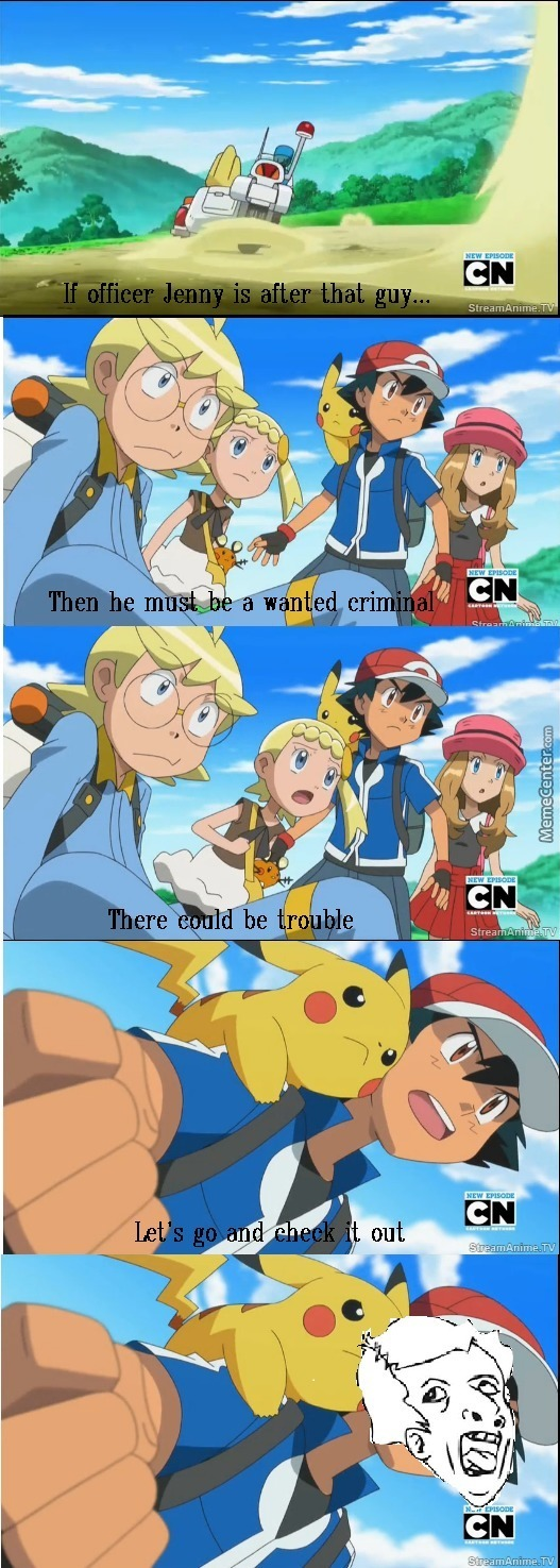 pokemon the series xy ep 12 sorry for the shitty photoshop_o_3046133 pokemon the series xy ep 12 (sorry for the shitty photoshop) by