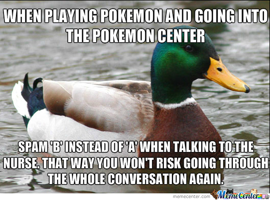 Pokemon Tip