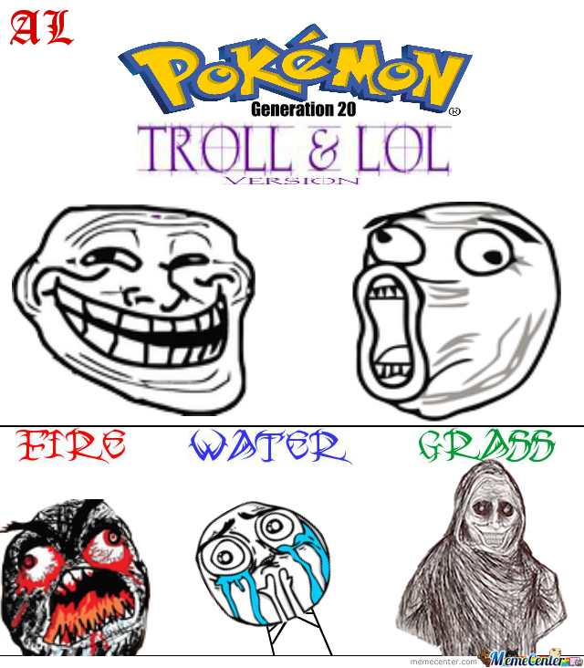 troll meme characters - photo #19