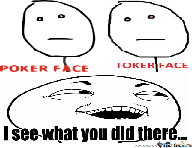 O q significa poker face