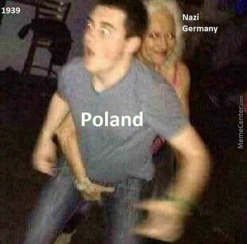 Poland Did Nazi That Coming