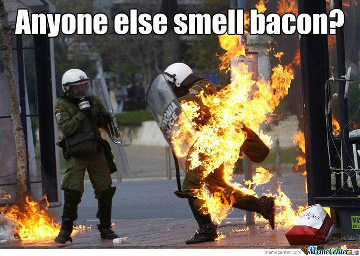 Bacon, My Favorite