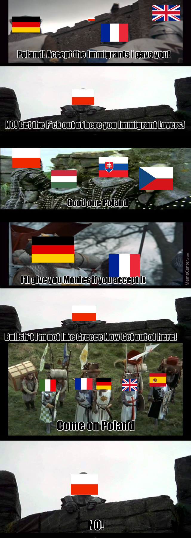 Polish Nationalist Rally In A Nutshell