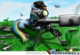 Pony At War