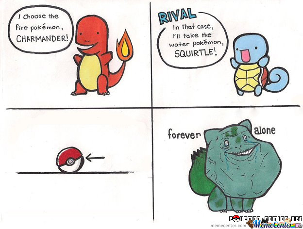 Poor Bulbasaur