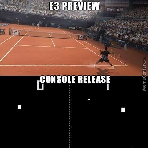 Poor Console :(