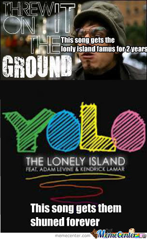 Poor Lonly Island