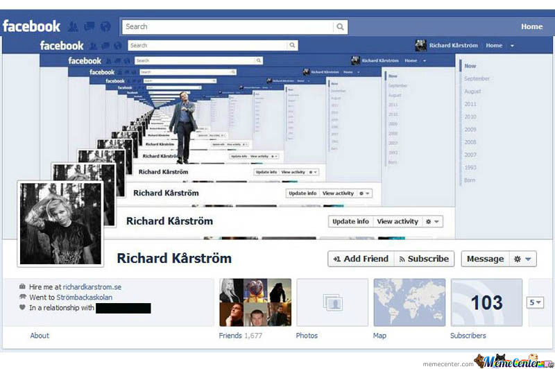 Possibly The Best Fb Timeline Pic Ever by colepetersona7x