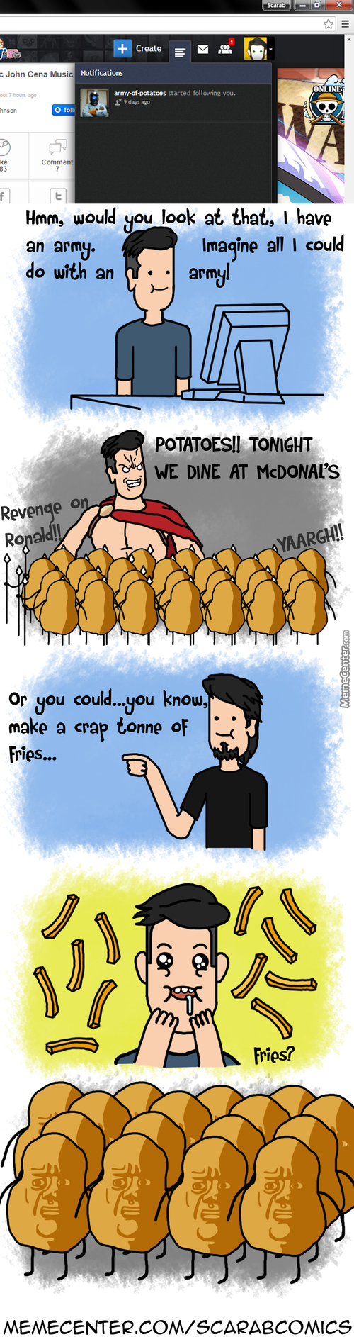 Potato Army