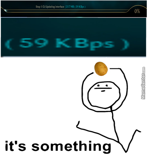 Potato Internet