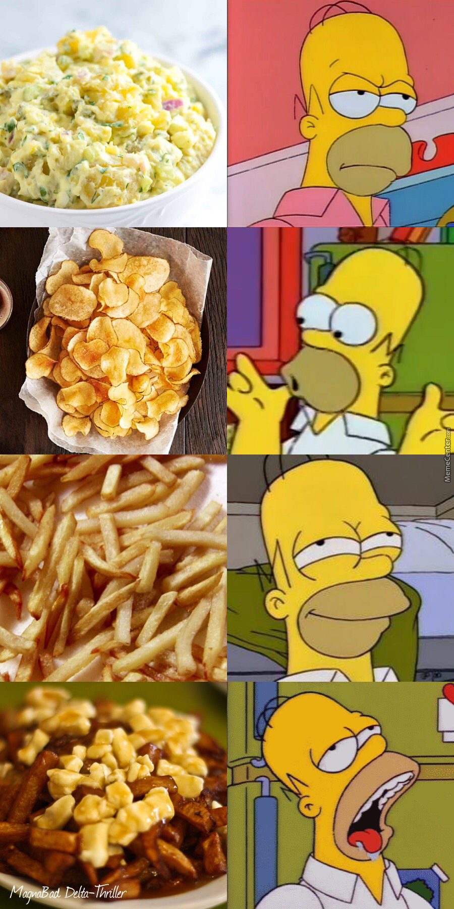 Poutine Is The Best Potato Based Food, Don'T @ Me
