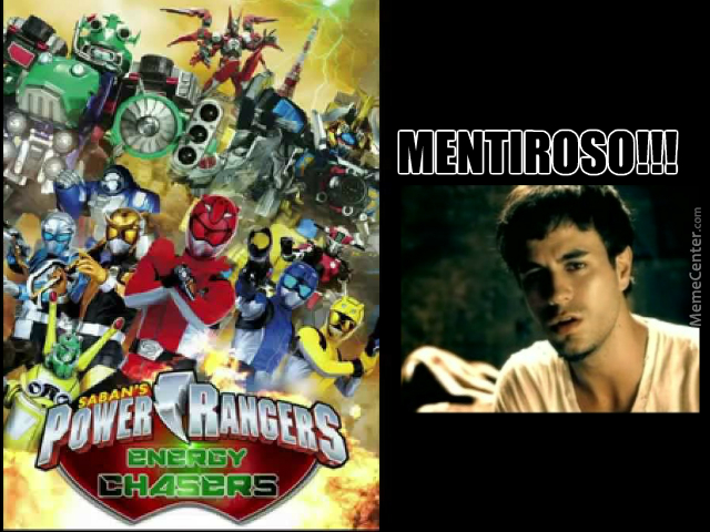 Power Rangers Energy Chasers Characters Wwwpicswecom