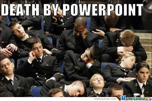 Powerpoint Death