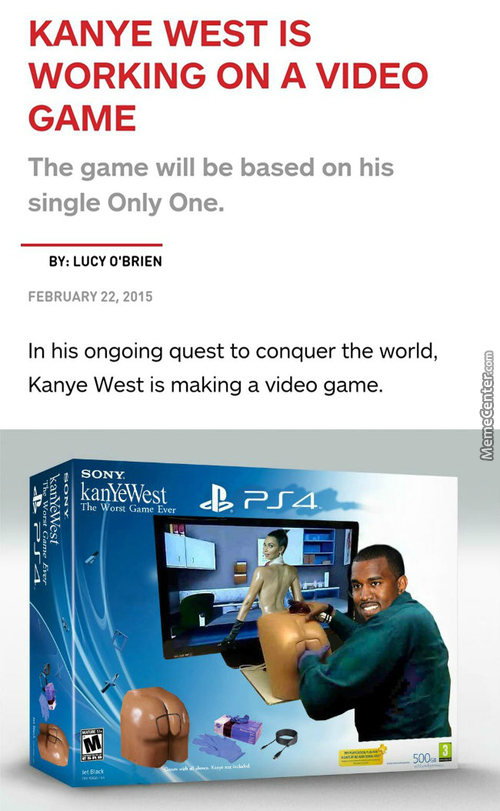 """Pre-Order Now For The """"imma Let You Finish"""" Dlc!"""