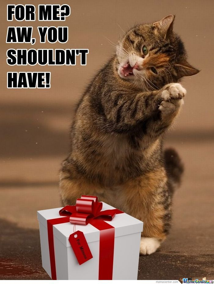 Present Memes. Best Collection of Funny Present Pictures