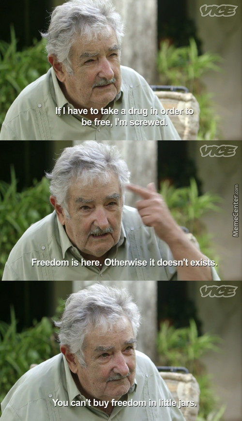 President Of Uruguay Was Asked If Weed Legalization Could Lead To More Freedom