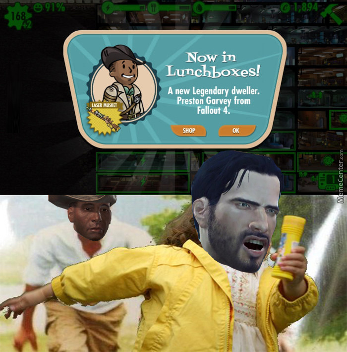 preston is everywhere_o_7176130 preston garvey memes best collection of funny preston garvey pictures