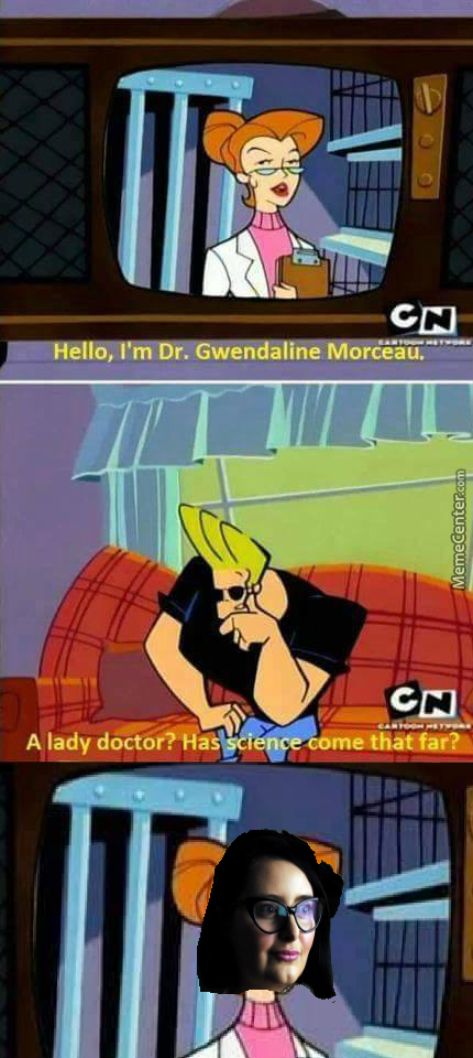 Pretty Much 80% Of Johnny Bravo's Jokes