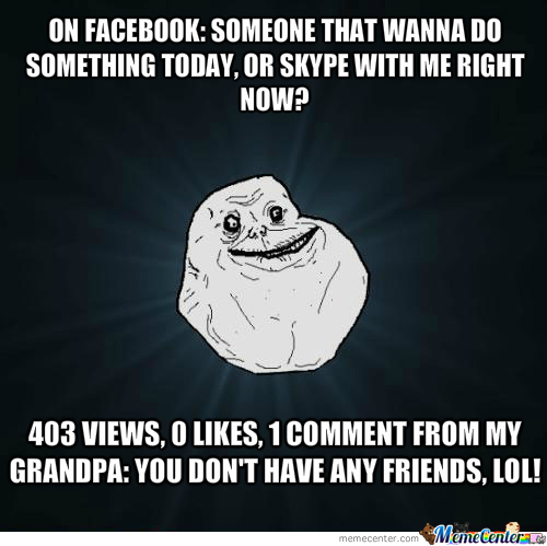 Pretty Much Every Time I Post Something On Facebook...
