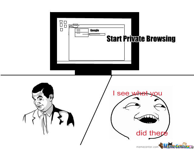 Private Browsing Is Private