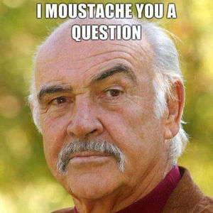 Probably Interviewing Tom Selleck By Recyclebin Meme Center
