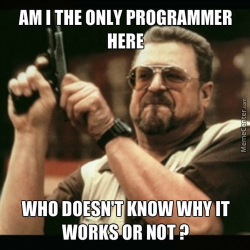 Programming In Old Techs