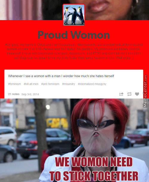 Proud Womon