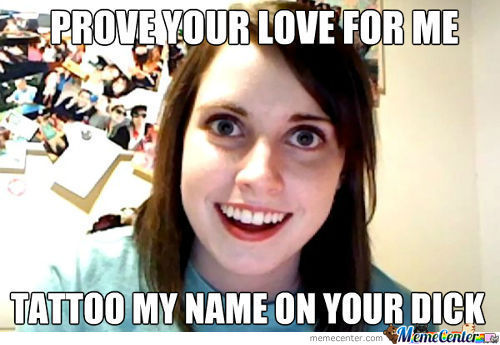 Prove Your Love, Got To Prove Your Love!