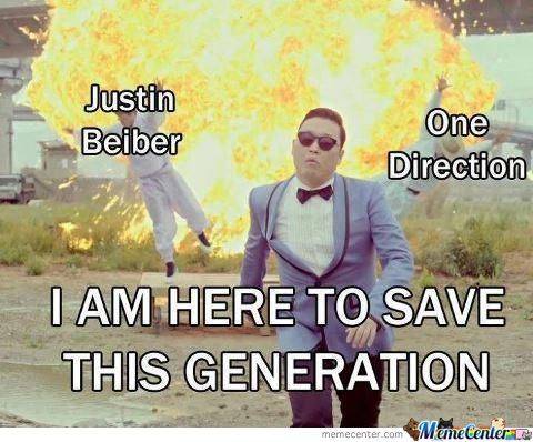 Psy Rules...