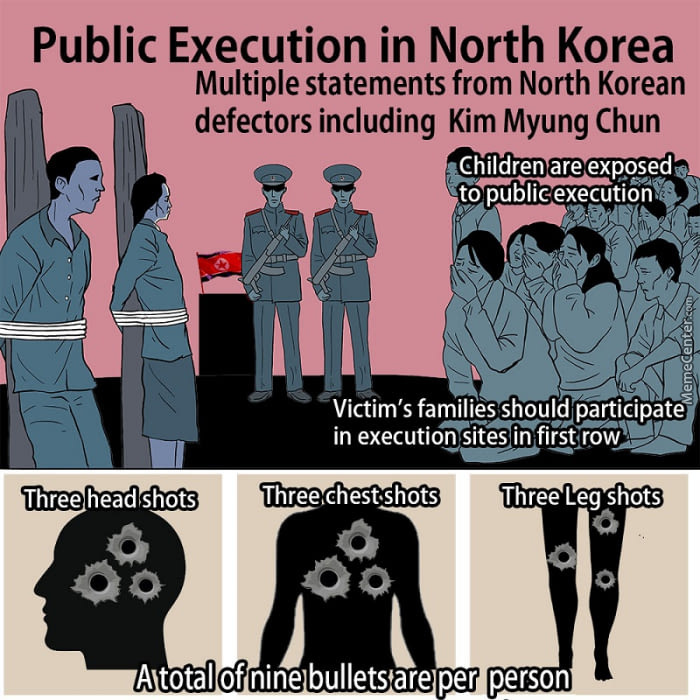 North korea execution video