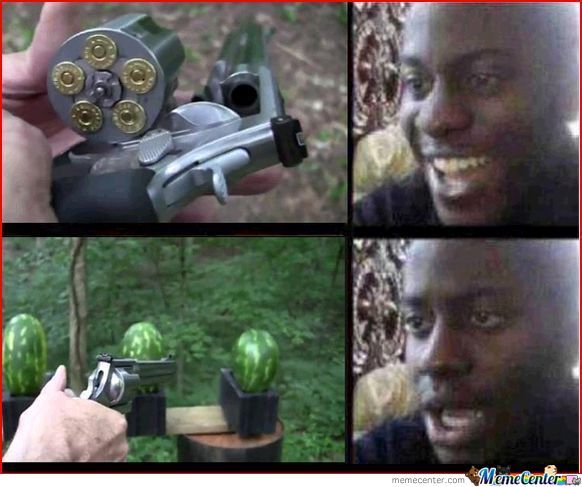 Pull The Trigger!