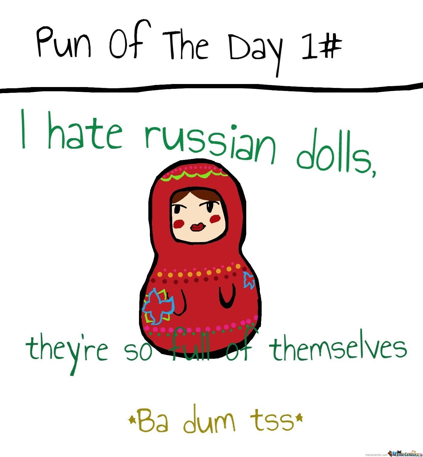 pun of the day one liners