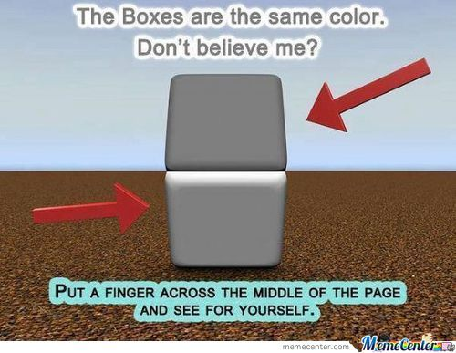 Put Your Finger In The Middle