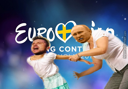 Putin Isnt Happy About Eurovision