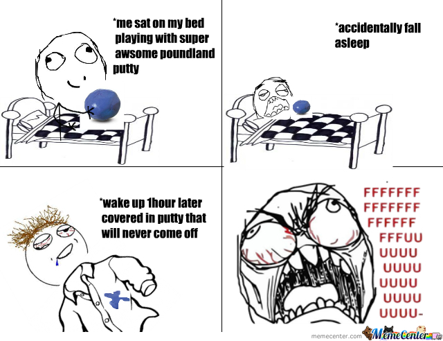 Putty Rage