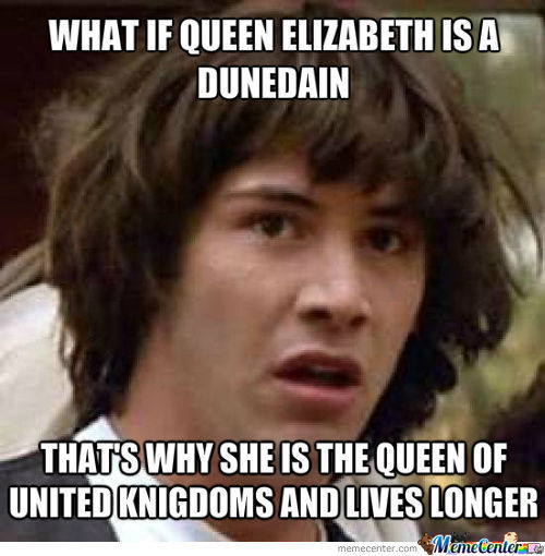 Queen Elizabeth What Race Are You?