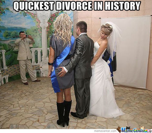 Quickest Divorce In History