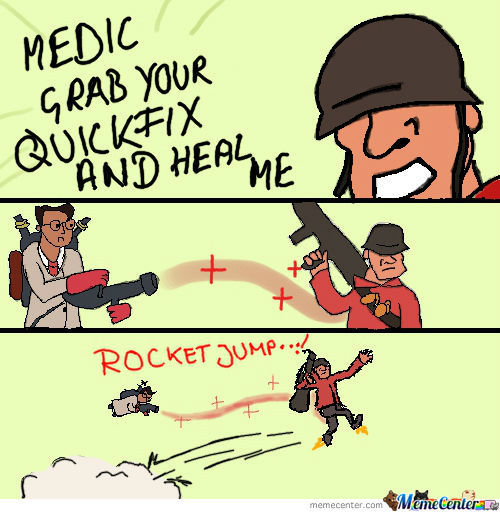 Quickfix Medic Post-Patch