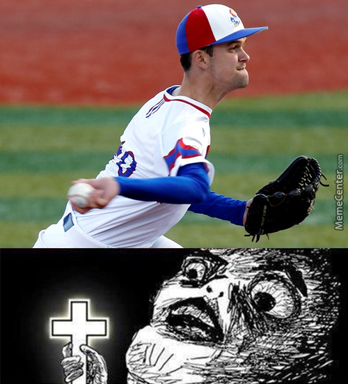Quickly! Bring Me The Holy Bat!